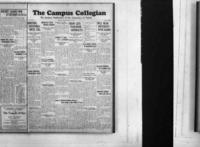 Campus Collegian, January 17, 1929,  Vol. 11, No. 14