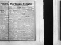 Campus Collegian, January 24, 1929,  Vol. 11, No. 15