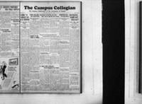 Campus Collegian, February 28, 1929, Vol. 11, No. 19