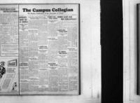 Campus Collegian, March 7, 1929, Vol. 11, No. 20