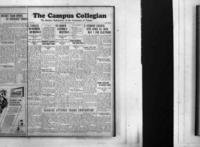 Campus Collegian, April 25 , 1929, Vol. 11, No. 26