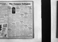 Campus Collegian, May 9 , 1929, Vol. 11, No. 28