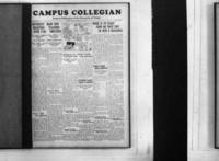 Campus Collegian, September 26, 1929,  Vol. 11 [12], No 1