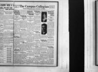 Campus Collegian, December 12, 1929,  Vol. 12, No 11