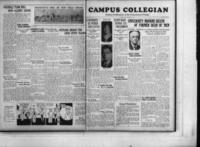 Campus Collegian, October 3, 1929,  Vol. 12, No 1 [2]