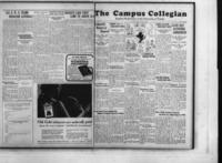 Campus Collegian, October 10, 1929,  Vol. 12, No 3