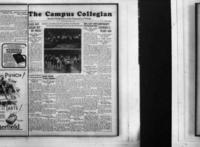 Campus Collegian, October 17, 1929,  Vol. 12, No 4