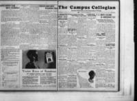 Campus Collegian, October 24, 1929,  Vol. 12, No 5