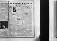 Campus Collegian, October 31, 1929,  Vol. 12, No 6