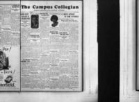 Campus Collegian, November 7, 1929,  Vol. 12, No 7