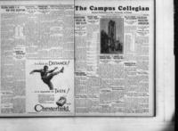 Campus Collegian, November 14, 1929,  Vol. 12, No 8