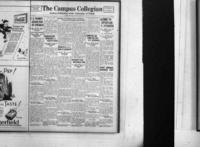 Campus Collegian, January 16, 1930,  Vol. 12, No. 14