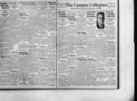 Campus Collegian, January 23, 1930,  Vol. 12, No. 15
