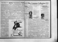 Campus Collegian, February 13, 1930,  Vol. 12, No. 16