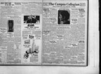 Campus Collegian, February 20, 1930,  Vol. 12, No. 17