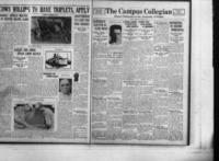 Campus Collegian, April 3, 1930,  Vol. 12, No 23
