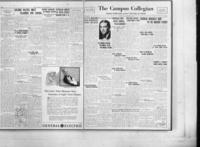 Campus Collegian, December 11, 1930,  Vol. 13, No 10