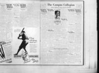 Campus Collegian, October  16, 1930,  Vol. 13, No 3