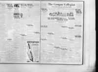 Campus Collegian, January 15, 1931,  Vol. 13, No 13