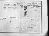 Campus Collegian, February 19, 1931,  Vol. 13, No 16