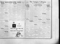 Campus Collegian, February 26, 1931,  Vol. 13, No 17