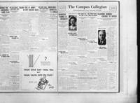Campus Collegian, March 5, 1931,  Vol. 13, No 18