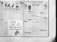 Campus Collegian, March 12, 1931,  Vol. 13, No 19