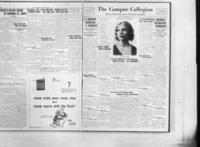 Campus Collegian, March 19, 1931,  Vol. 13, No 20