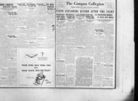 Campus Collegian, April 1, 1931,  Vol. 13, No 126