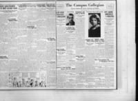 Campus Collegian, April 9, 1931,  Vol. 13, No 23