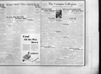 Campus Collegian, April 16, 1931,  Vol. 13, No 24