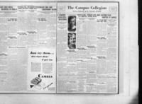 Campus Collegian, April 23, 1931,  Vol. 13, No 25