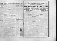 Campus Collegian, May 7, 1931,  Vol. 13, No 26