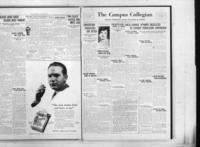 Campus Collegian, December 10, 1931,  Vol. 14, No 10