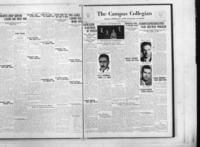Campus Collegian, December 31, 1931,  Vol. 14, No 12