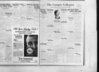 Campus Collegian, October  15, 1931,  Vol. 14, No 3
