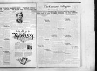 Campus Collegian, November 5, 1931,  Vol. 14, No 6