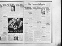 Campus Collegian, November 12, 1931,  Vol. 14, No 7