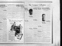 Campus Collegian, November 19, 1931,  Vol. 14, No 8
