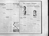 Campus Collegian, January 21, 1932,  Vol. 14, No 14