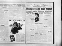 Campus Collegian, May 12, 1932,  Vol. 14, No 27