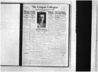 Campus Collegian, September 29, 1932,  Vol. 17, No. 1