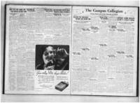 Campus Collegian, December 23, 1932,  Vol. 17, No. 12