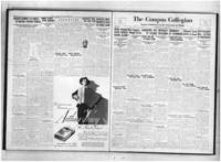 Campus Collegian, October 28, 1932,  Vol. 17, No. 5