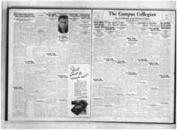 Campus Collegian, November 4, 1932,  Vol. 17, No. 6