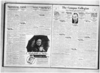Campus Collegian, January 6, 1933,  Vol. 17, No. 13