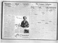 Campus Collegian, January 13, 1933,  Vol. 17, No. 14