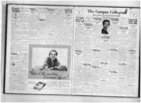 Campus Collegian, February 10, 1933,  Vol. 17, No. 15