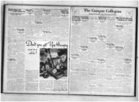 Campus Collegian, March 17, 1933,  Vol. 17, No. 20