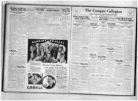 Campus Collegian, March 24, 1933,  Vol. 17, No. 21